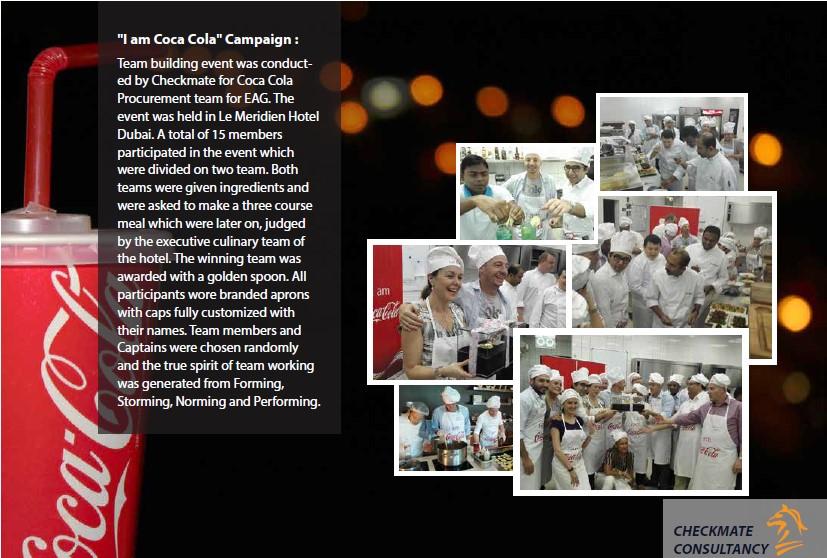 I am Coca Cola Campaign